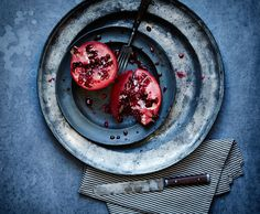 - Monochromatic food and still life photography...