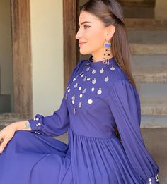 Afghan Clothes, Afghan Dresses, Fancy Kurti, New Mums, Ethnic Fashion, Pakistani Dresses, Afghanistan, Beautiful Outfits, New Dress