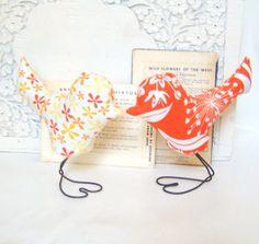 Wedding Cake Topper Birds Modern by vintagegreenlimited on Etsy, $36.00