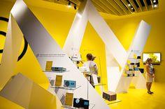 Grundig Consumer Electronics   IFA 2014 on Behance