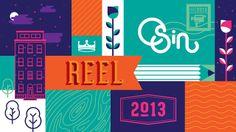 Oliver Sin Reel 2013 on Vimeo