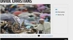 Masonic Gnostic Pope Francis Tear-rorizes the Abiding Word