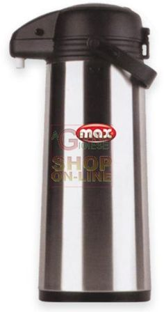 MAX CARAFFA AIRPOT 2LT IN0X https://www.chiaradecaria.it/it/max/11116-max-caraffa-airpot-2lt-in0x-8017365011963.html