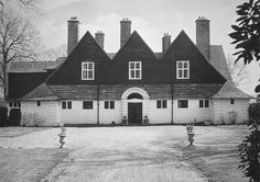 """Sir Edwin Lutyens - """"There will never be great architects or great architecture without great patrons."""""""