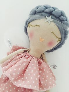 Image of Spring fairy doll #5