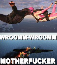 Wroomm-Wroomm Motherf*cker!!