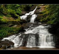 Mud Creek Falls - Georgia