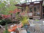 KiZmit Outdoor Tables, Outdoor Decor, Outdoor Furniture, Plants, Home Decor, Homemade Home Decor, Plant, Interior Design, Home Interiors