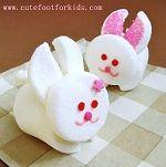Marshmallow Rabbits