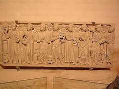 Sarcophagus of the Muses, at the Cathedral of Murcia