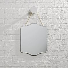 Sale ends soon. Shop Looking Glass Square Mirror. Our Looking Glass Mirror is available in a variety of different shapes and styles, so you can find one that reflects your mood perfectly. Kids Mirrors, Round Mirrors, Girl Room, Girls Bedroom, Small Space Design, Beveled Mirror, Kids Decor, Home Decor, Custom Furniture