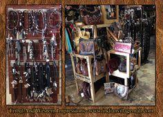 Displays inside Tribal And Western Impressions - www.indianvillagemall.com