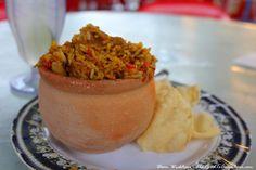 Claypot Nasi Briyani in Penang, Malaysia