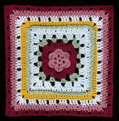 Veronica's Rose: free pattern