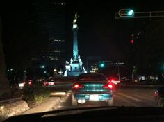 Reforma in Mexico City...