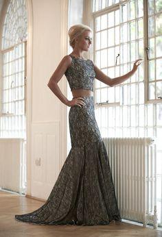 تصميمات فساتين سهرة من ستيفانى ألين   Evening dresses from Stephanie Allin (UK) Les robes du soir de Stephanie Allin ( UK)