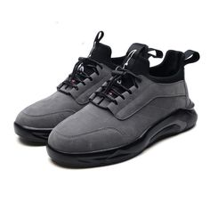 DeeTrade Mens sneakers Prism Suede High Tops (3 colors) Suede Sneakers, All Black Sneakers, Lining Fabric, Cotton Fabric, Samba Shoes, Exclusive Sneakers, Beige Shoes, Black Khakis, Suede Leather