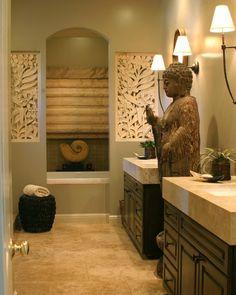 Bathroom ideas zen