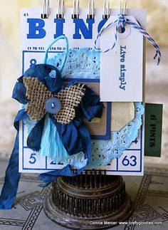 crafty goodies: Try It Tuesday~The Curtsey Boutique and Bingo!!!