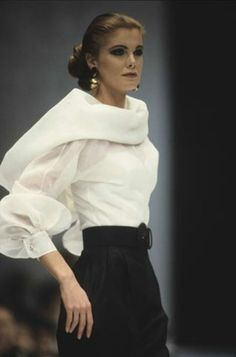 White blouse by Ferre