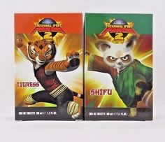 Dreamworks Kung Fu Panda 2 EAU De Toilette *Twin Pack*