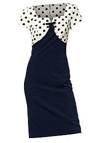 Singh Madan Dress £99 from www.kaleidoscope.co.uk (LOVE the polka dots)