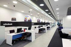 Bank Branch, Desktop Screenshot, Modern, Trendy Tree