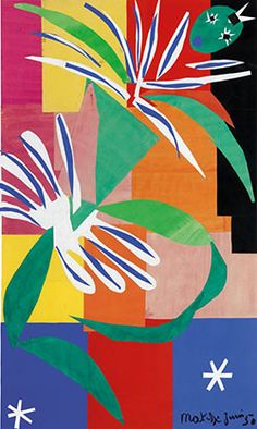 'Henri Matisse: The Cut-outs' on show at Tate Modern FinancialTimes