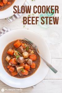 My Recipe Magic - Clean Eating  Beef Stew