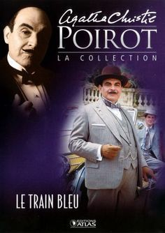 Agatha Christie: Poirot - The Mystery of the Blue Train Poster