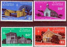 Grenadines of St Vincent 1977 Mayreau Island Set Fine Mint SG 30 33 Scott 29 32 Other West Indies Stamps HERE