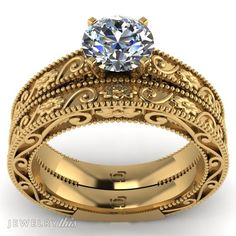 Wedding rings can be made from several types of metals, be engraved, etched, or have other finishes, come in a variety of styles and shapes as well as colors. Jewelry Model, Ear Rings, Types Of Metal, 3d Printing, Software, Sapphire, Wedding Rings, Engagement Rings, Gold