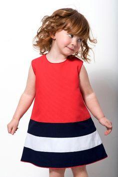 vestido  nena 4 años