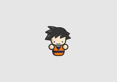 Dragon Ball Z character designs