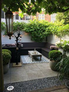 Love my garden....
