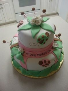 Tiered Cake...