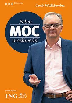 Pełna MOC możliwości - Jacek Walkiewicz Books You Should Read, Book Worms, My Books, Reading, Movies, Movie Posters, Author, Films, Film Poster