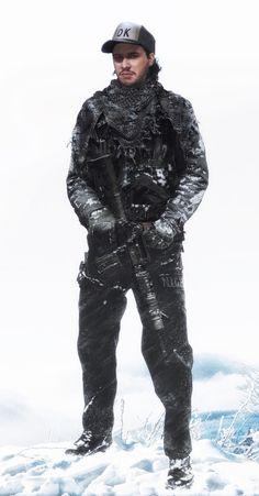 ArtStation - Jon Snow of the Night.S.W.A.T.ch, Jeremy Gardner