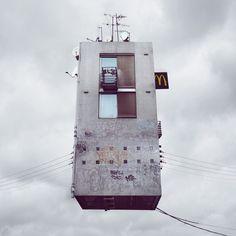 Flying Houses - Mc Do - 2012