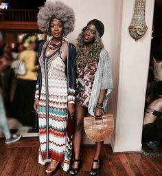 20 Photos of Beautiful Black People at Afropunk Paris