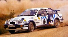 RIP Colin McRae; 10 years and still very much missed!