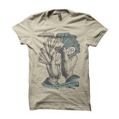 Gambler T-Shirt  by Justin Helton
