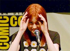 Because your stunning ginger queen Karen Gillan became your stunning bald queen Nebula. | 51 Reasons 2013 Was The Best Year Ever To Be A Nerd