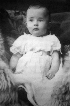 Heinrich Himmler was born on 7th October 1900, the second son of schoolmaster Gebhard Himmler and his wife Anna