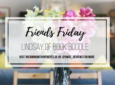 Friends Friday Interview: Lindsay of Book Boodle