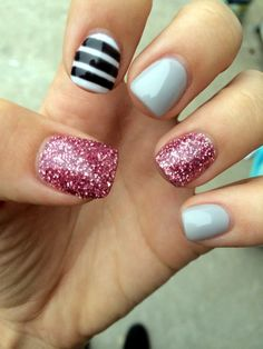 45 Glamorous Gel Nails Designs and Ideas to try in 2016 - Page 2 of 2 - Latest Fashion Trends