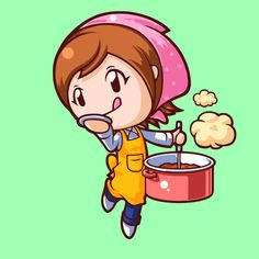 //Cooking Mama