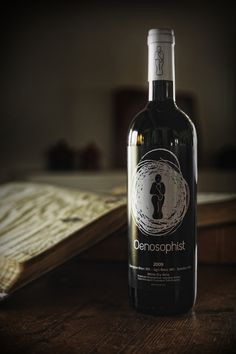 Oenosophist Greek wine: Oenosophist white 2009: The result of careful vinification of grapes from old, low-yielding vines,  meticulously aged first in oak barrels for 6 months and then in the bottle for  6 months, it features the sweetly spiced aroma of fruit, a lush taste, an  estimable structure and complexity, with a long duration. Reminiscent of the  nature of wisdom, Oenosophist White evolves with age.