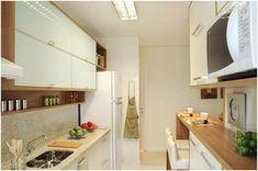 cozinhas planejadas para apartamentos pequenos em l - Pesquisa Google
