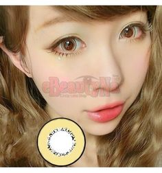 Dolls Brown Circle Lens
